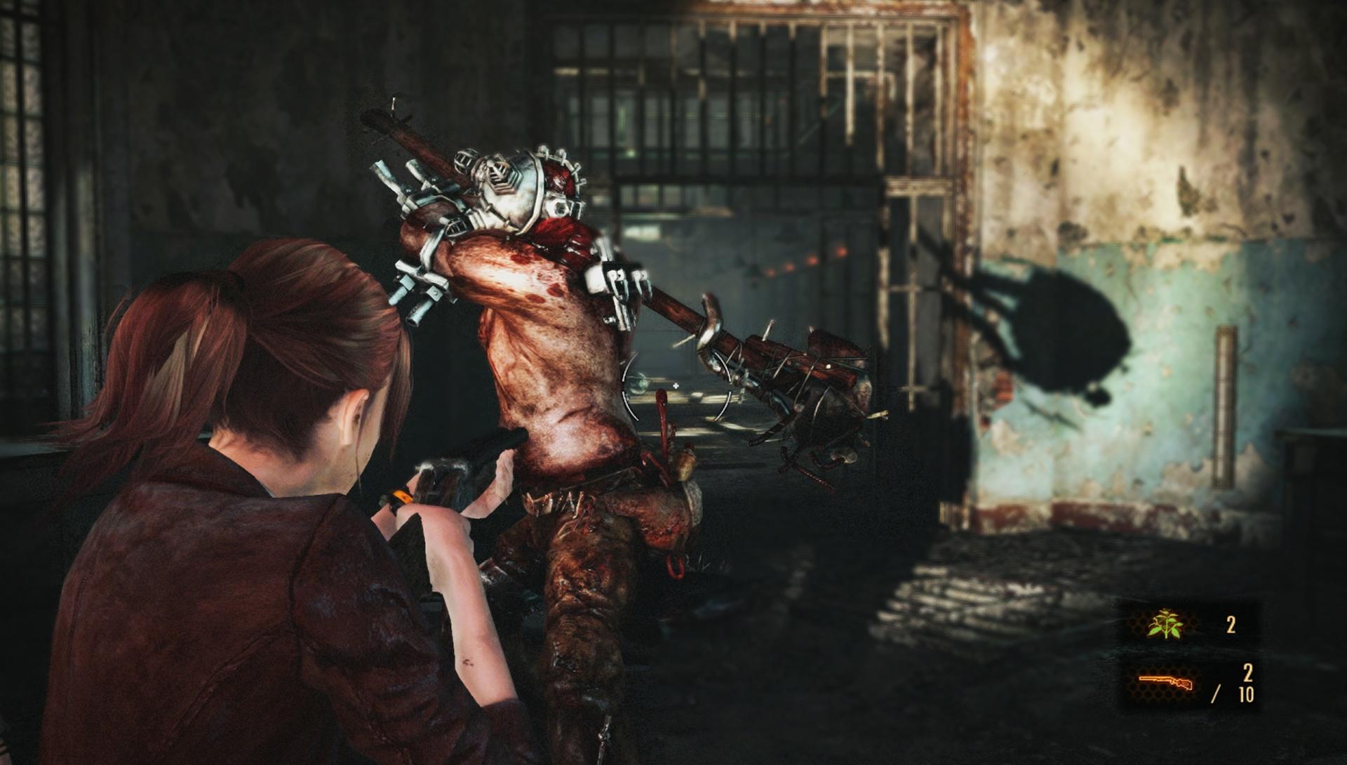 10 minut z Resident Evil: Revelations 2 101924