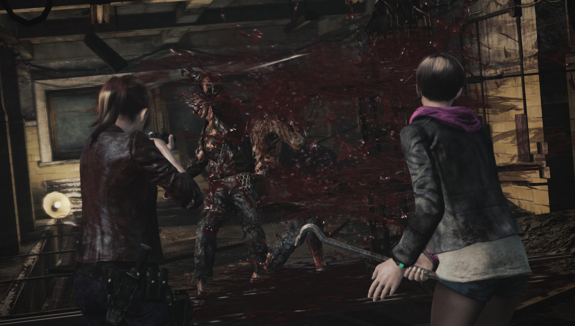 10 minut z Resident Evil: Revelations 2 101927
