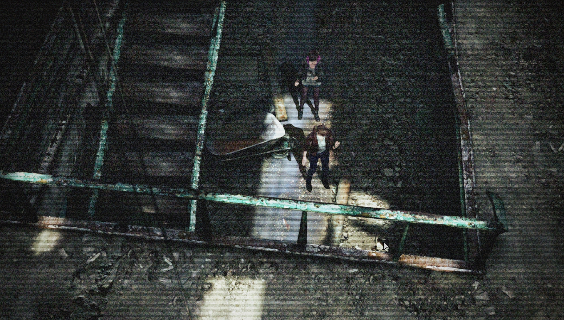10 minut z Resident Evil: Revelations 2 101928