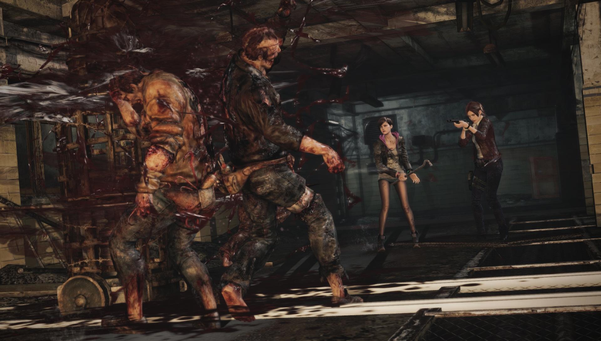 10 minut z Resident Evil: Revelations 2 101929