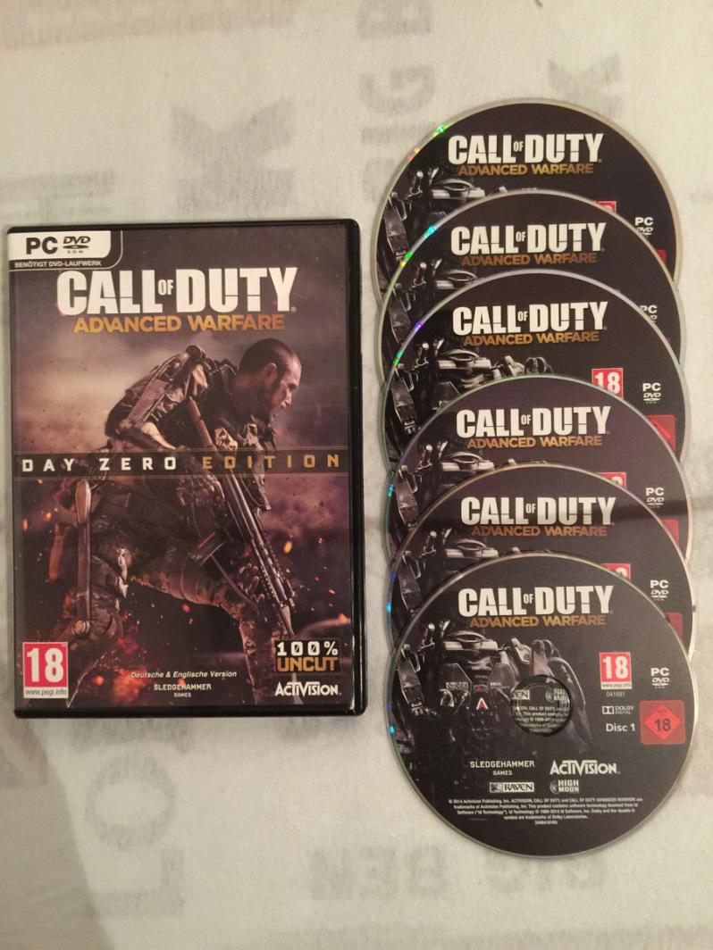 Porovnání konzolových verzí Call of Duty: Advanced Warfare 101952