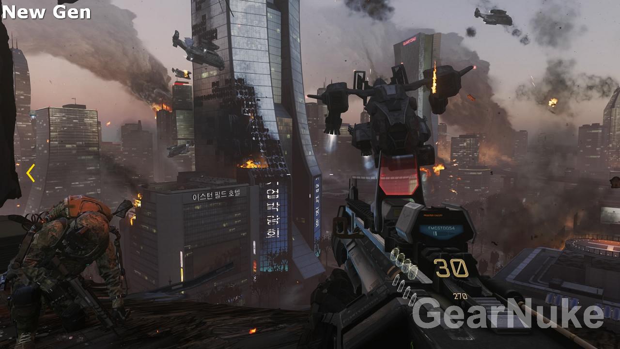 Porovnání konzolových verzí Call of Duty: Advanced Warfare 101956