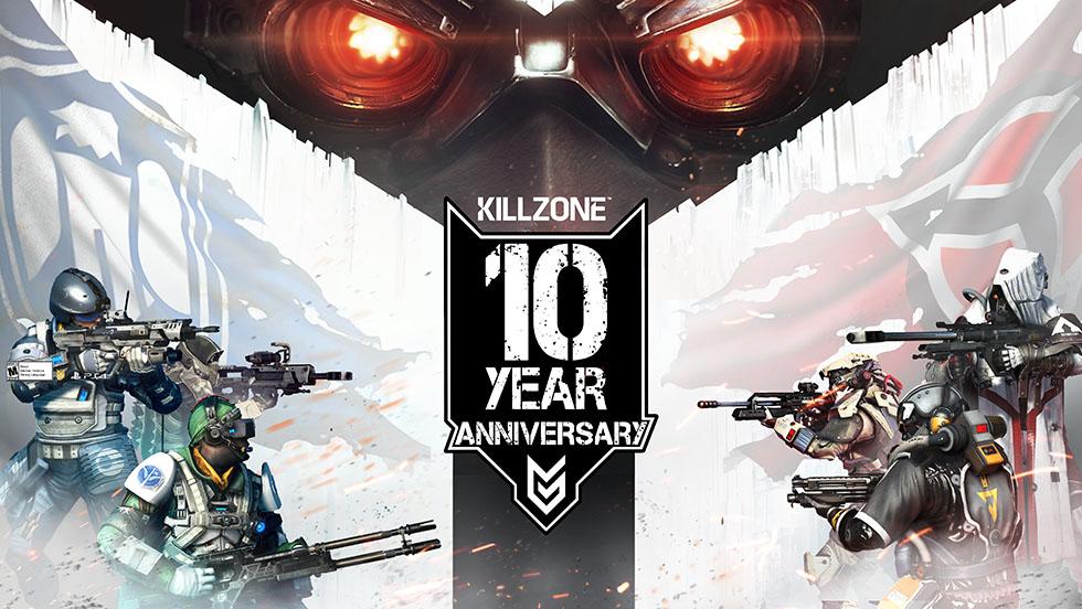 Killzone slaví deset let 102000