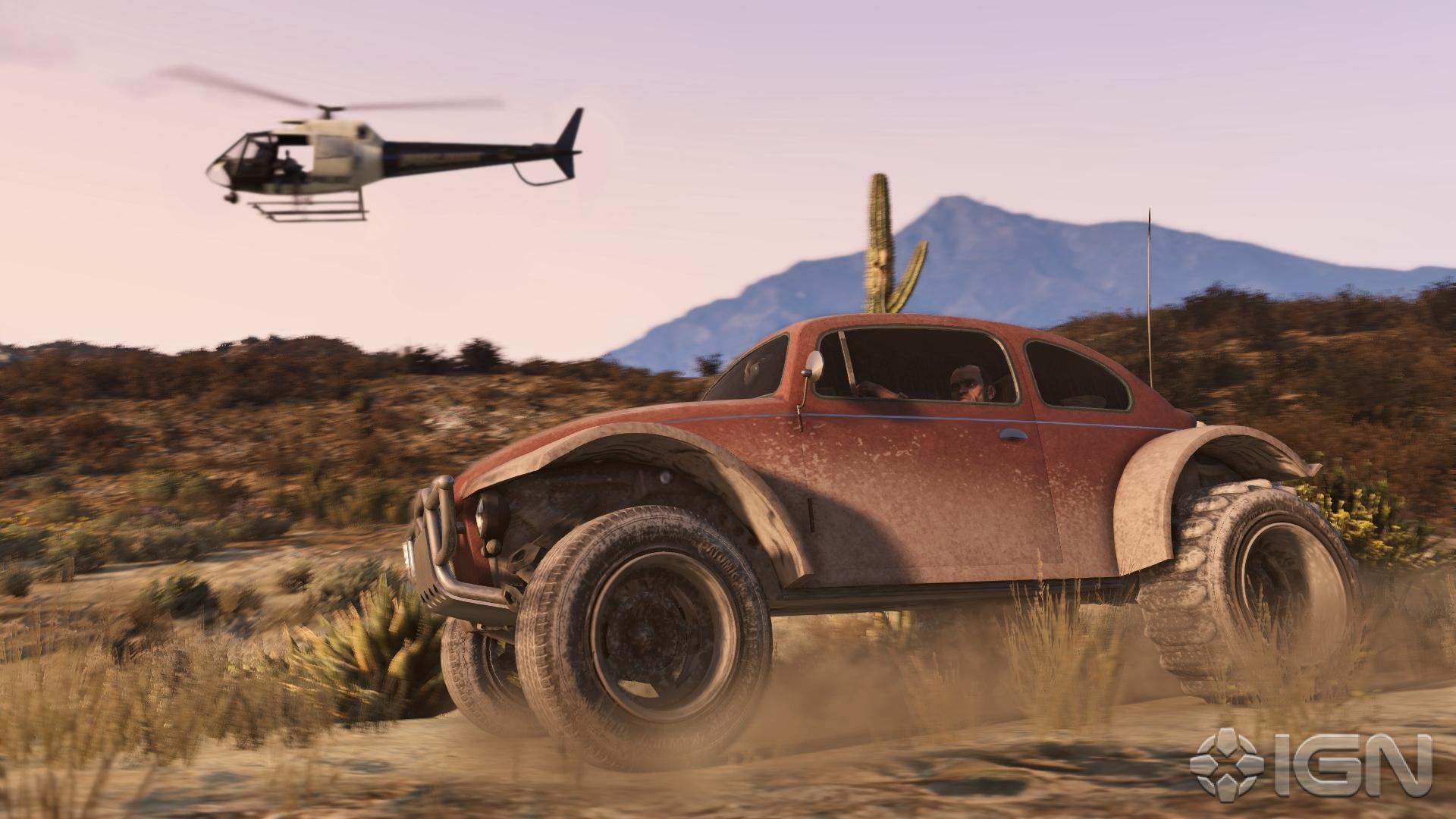 Dalších 25 nových obrázků z Grand Theft Auto V 102012
