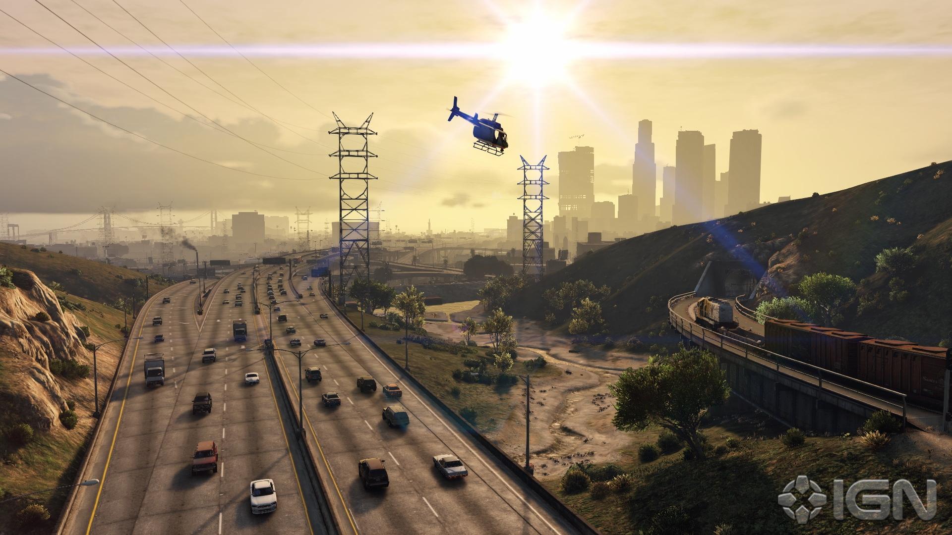 Dalších 25 nových obrázků z Grand Theft Auto V 102014
