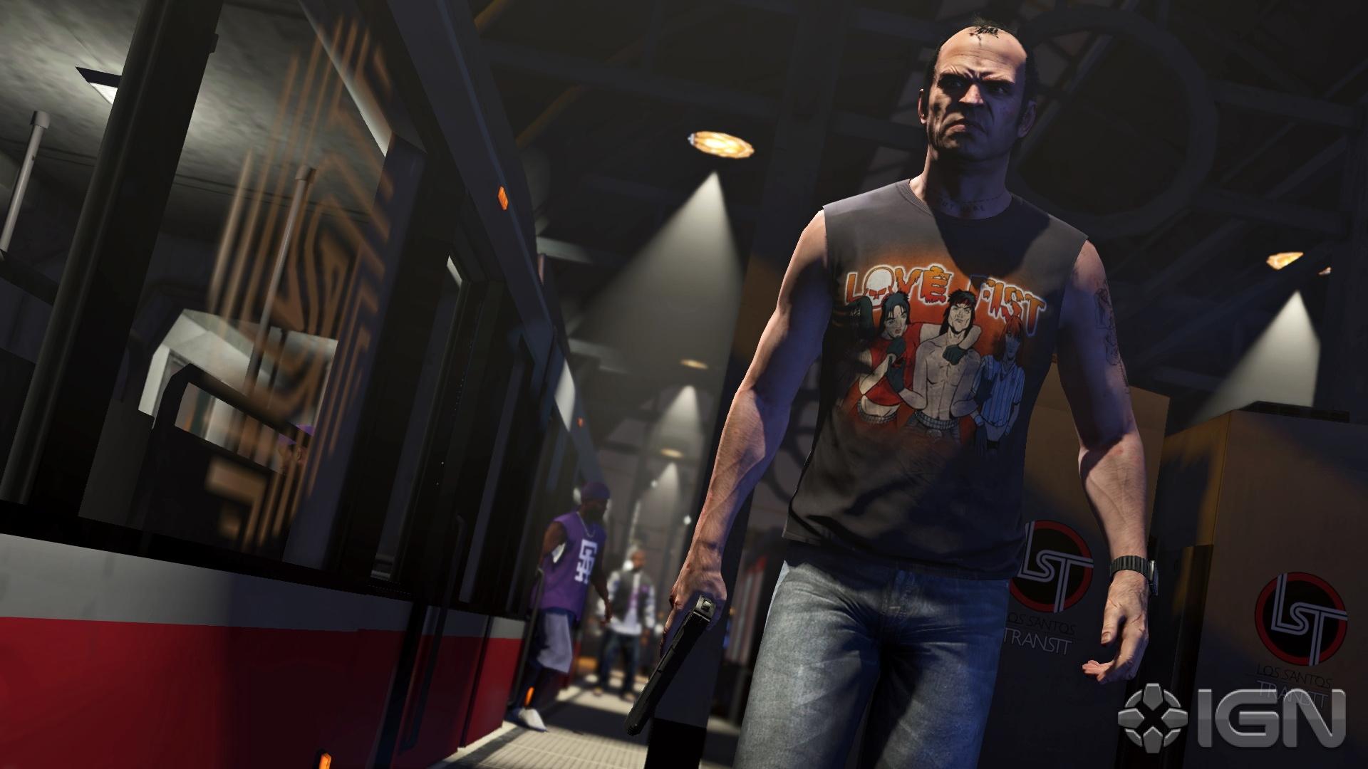 Dalších 25 nových obrázků z Grand Theft Auto V 102016