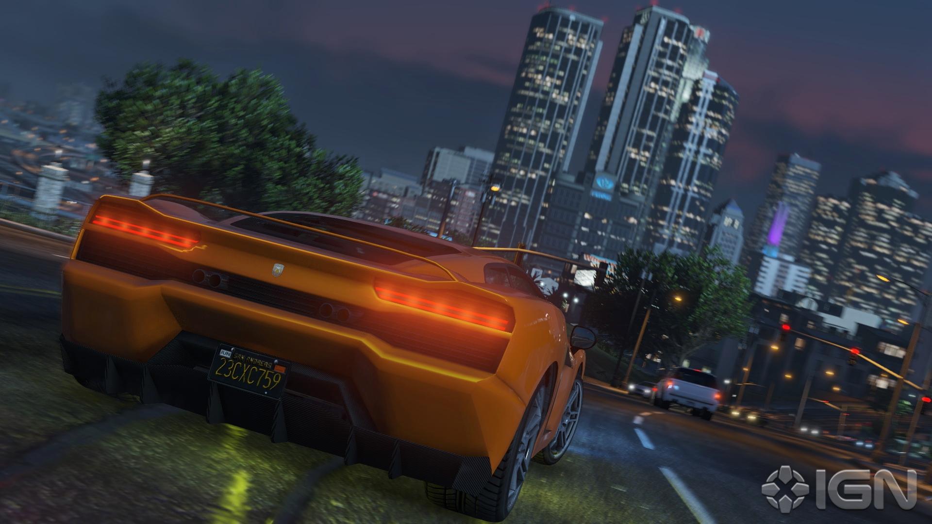 Dalších 25 nových obrázků z Grand Theft Auto V 102017