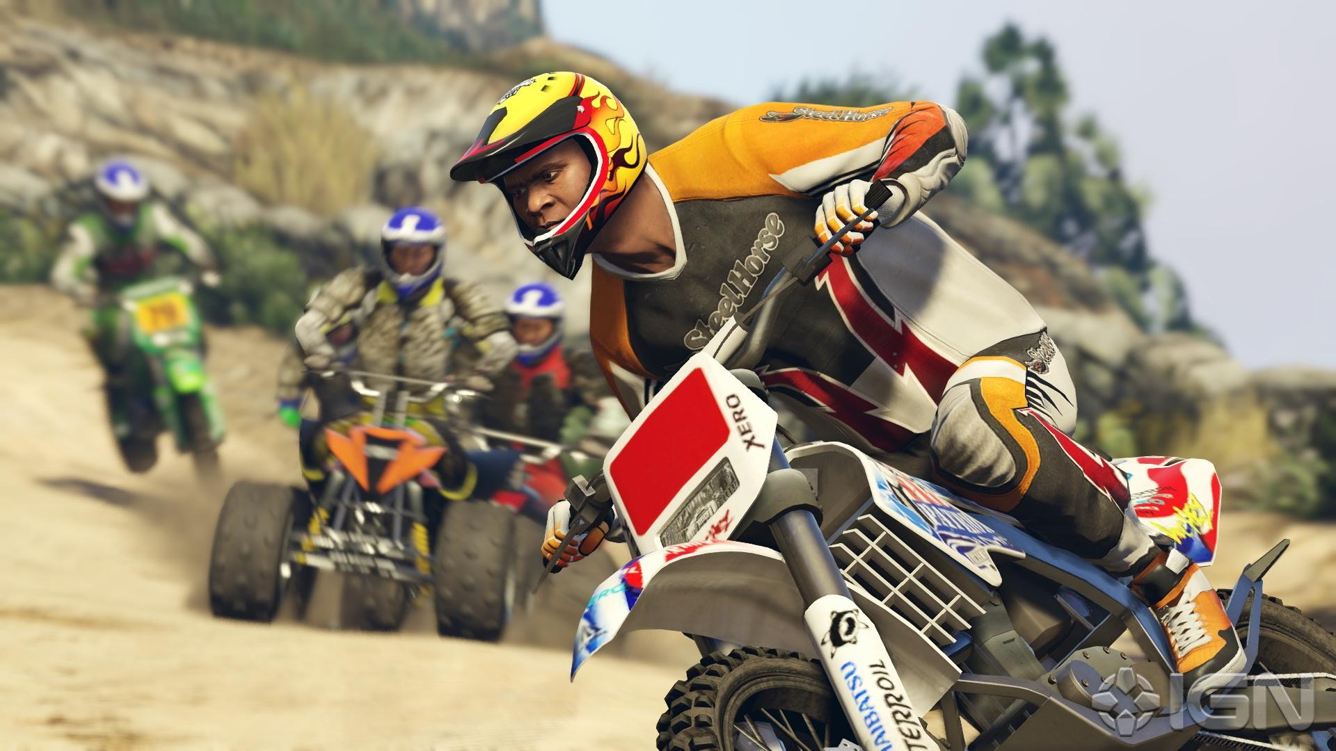 Dalších 25 nových obrázků z Grand Theft Auto V 102018