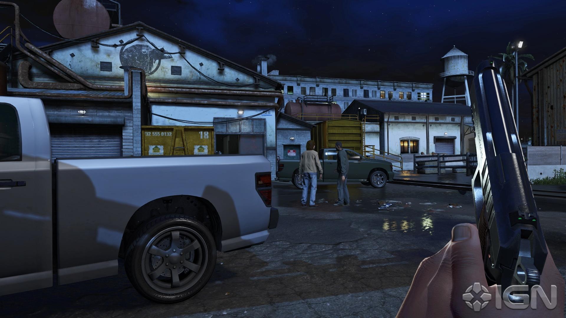 Dalších 25 nových obrázků z Grand Theft Auto V 102022