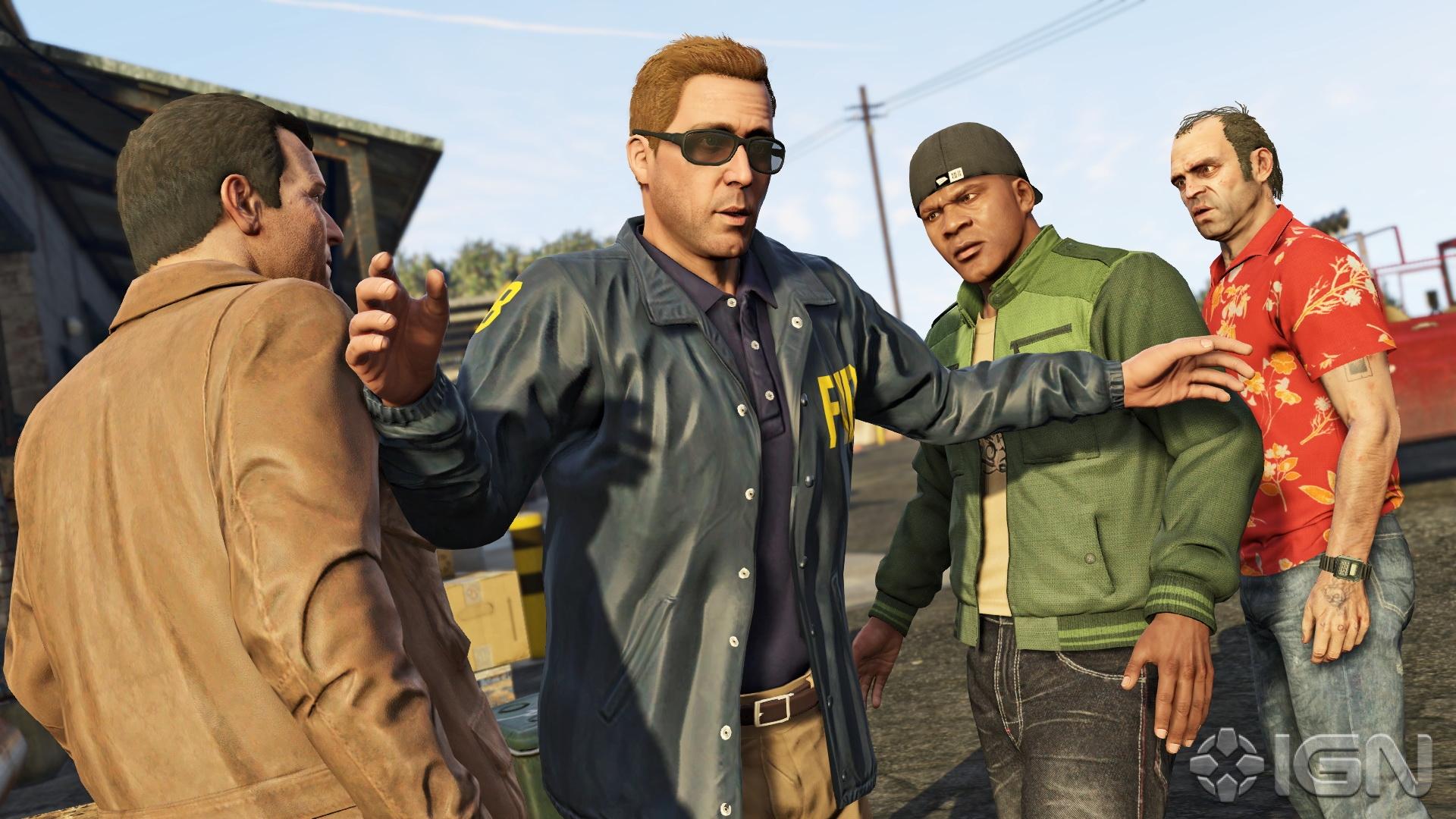 Dalších 25 nových obrázků z Grand Theft Auto V 102024