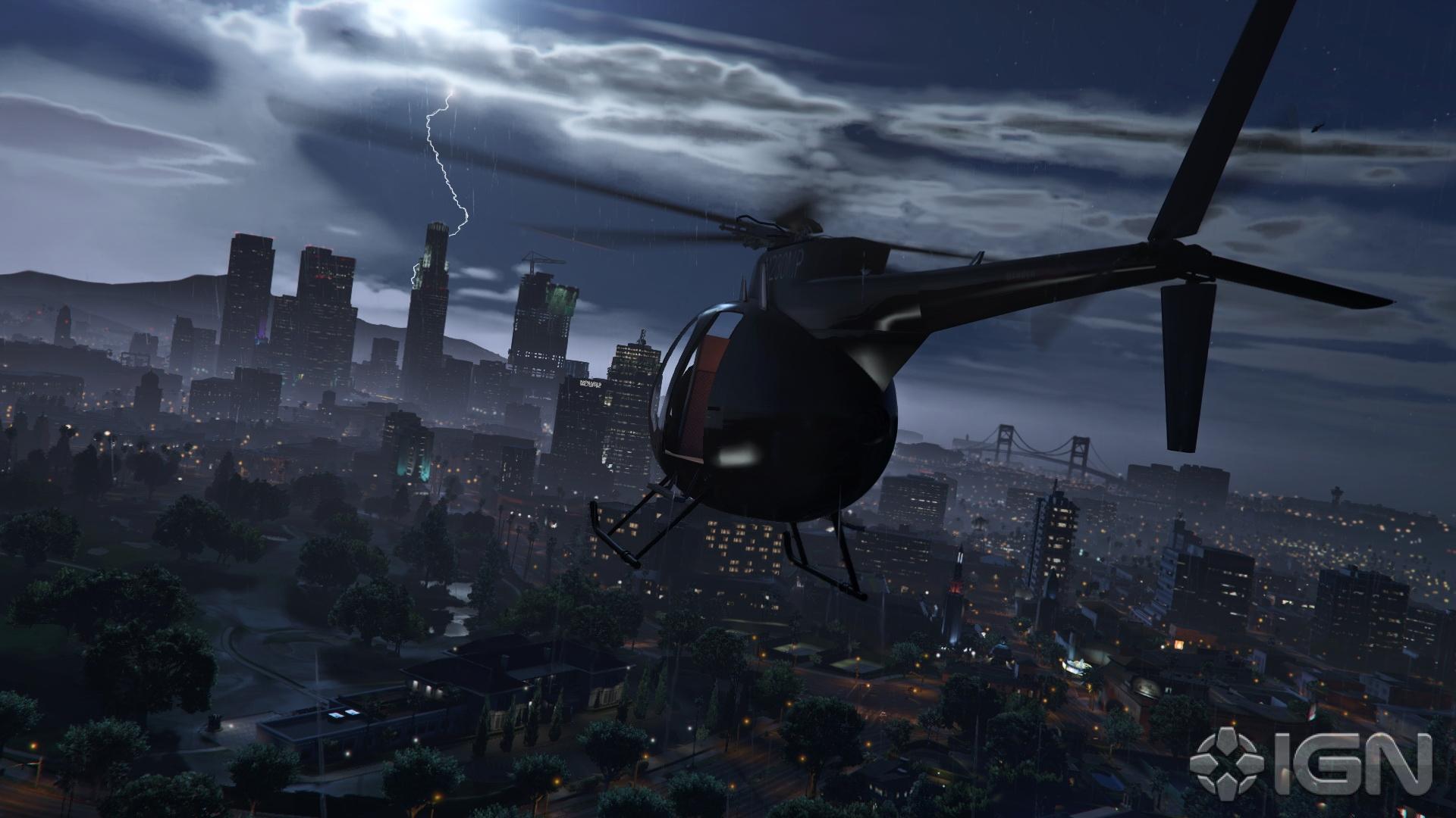 Dalších 25 nových obrázků z Grand Theft Auto V 102025
