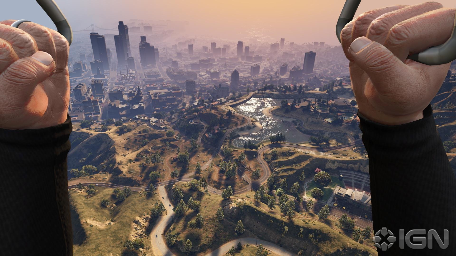 Dalších 25 nových obrázků z Grand Theft Auto V 102030