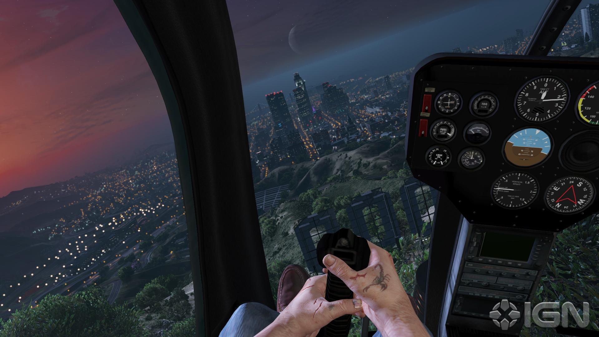 Dalších 25 nových obrázků z Grand Theft Auto V 102031