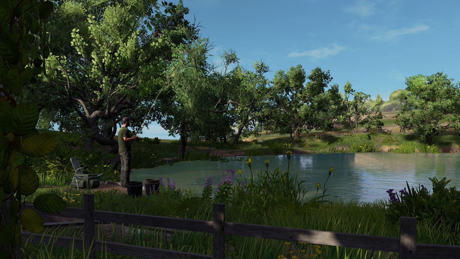 Dovetail Games Fishing vypadá úchvatně 102060