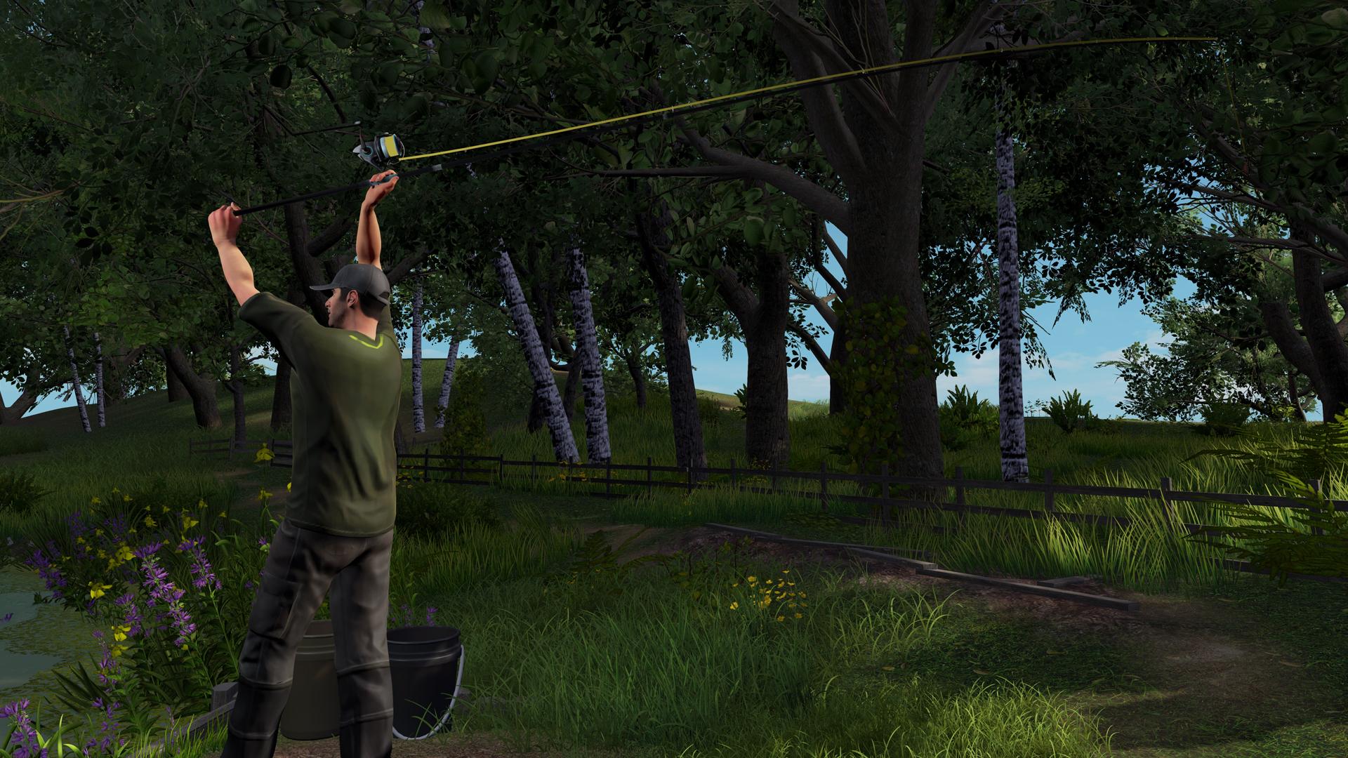 Dovetail Games Fishing vypadá úchvatně 102061