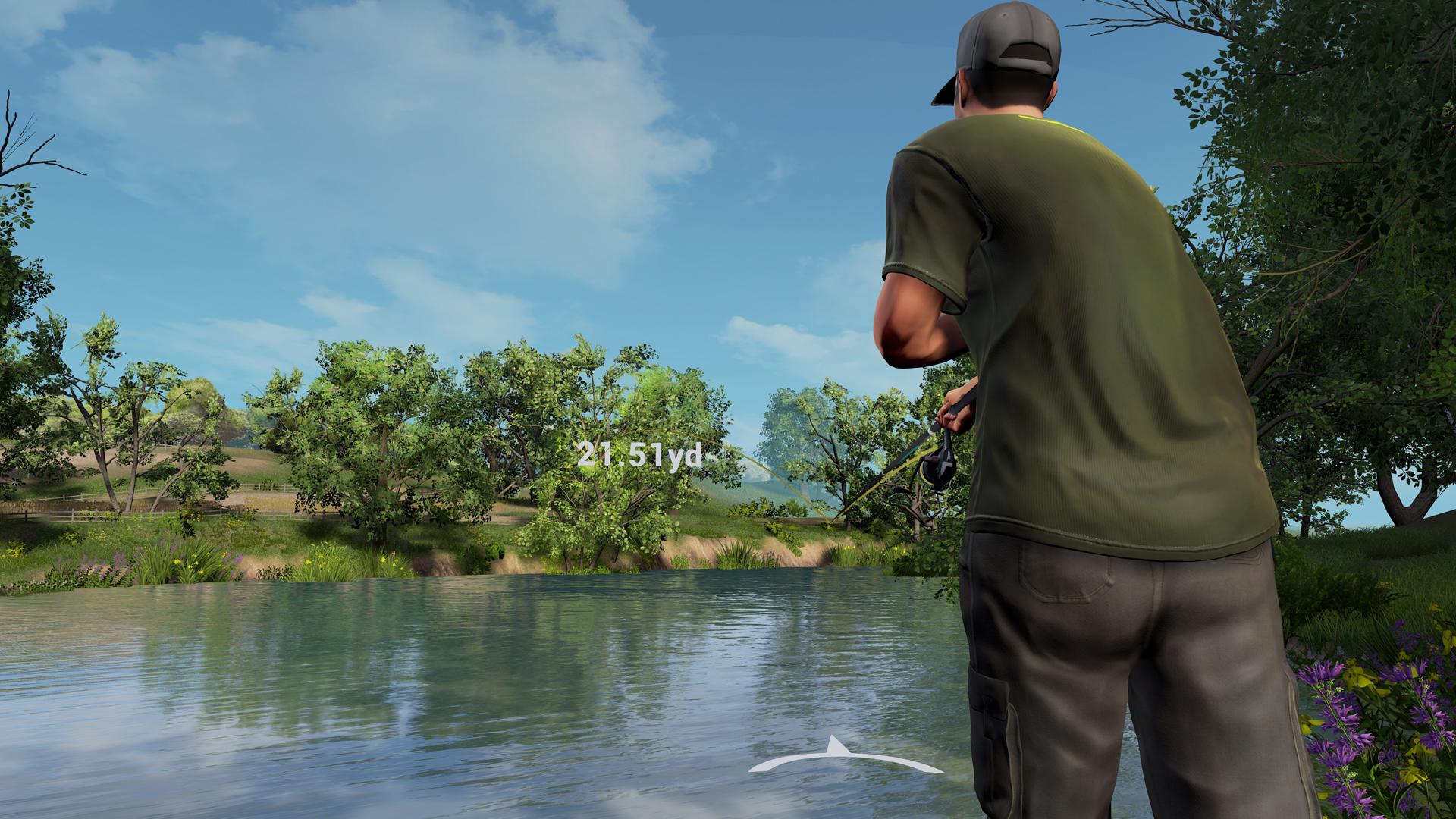 Dovetail Games Fishing vypadá úchvatně 102062