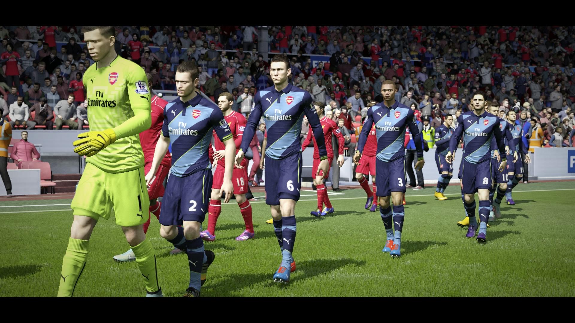 FIFA 15 – sportu zdar a fotbalu od EA Sports zvlášť 102079