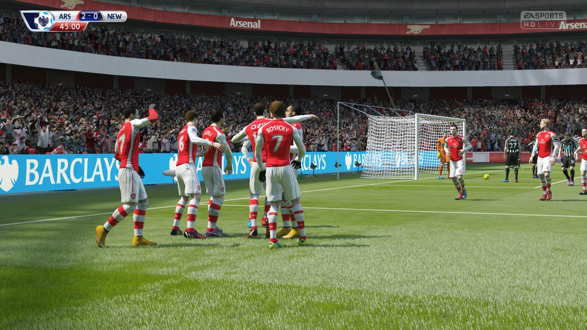 FIFA 15 – sportu zdar a fotbalu od EA Sports zvlášť 102087