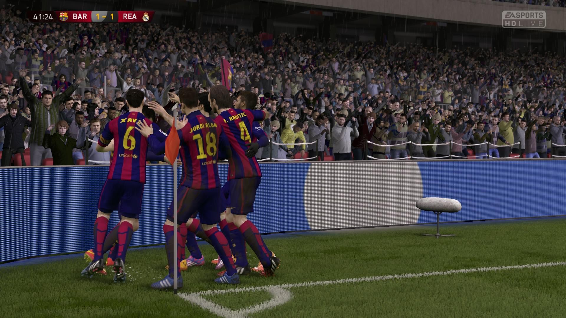 FIFA 15 – sportu zdar a fotbalu od EA Sports zvlášť 102092