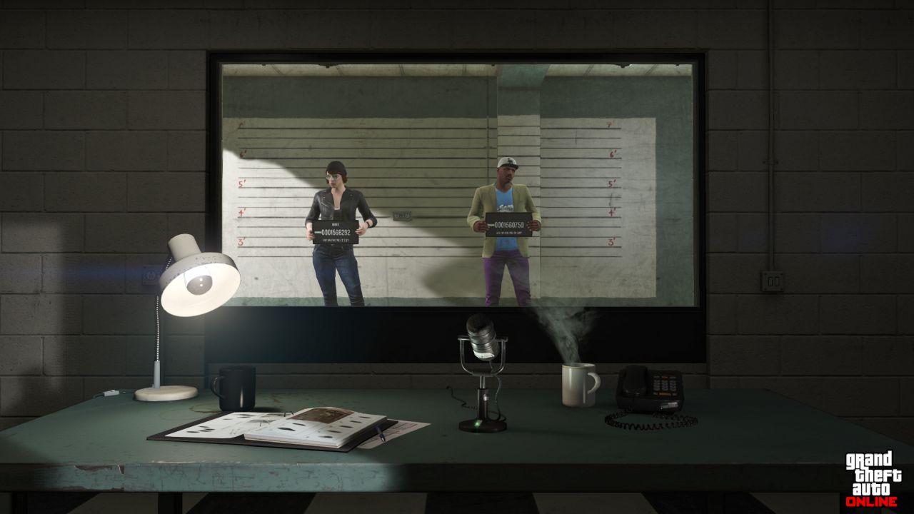 Obrázky z PS4 a Xbox One verzí GTA Online 102102