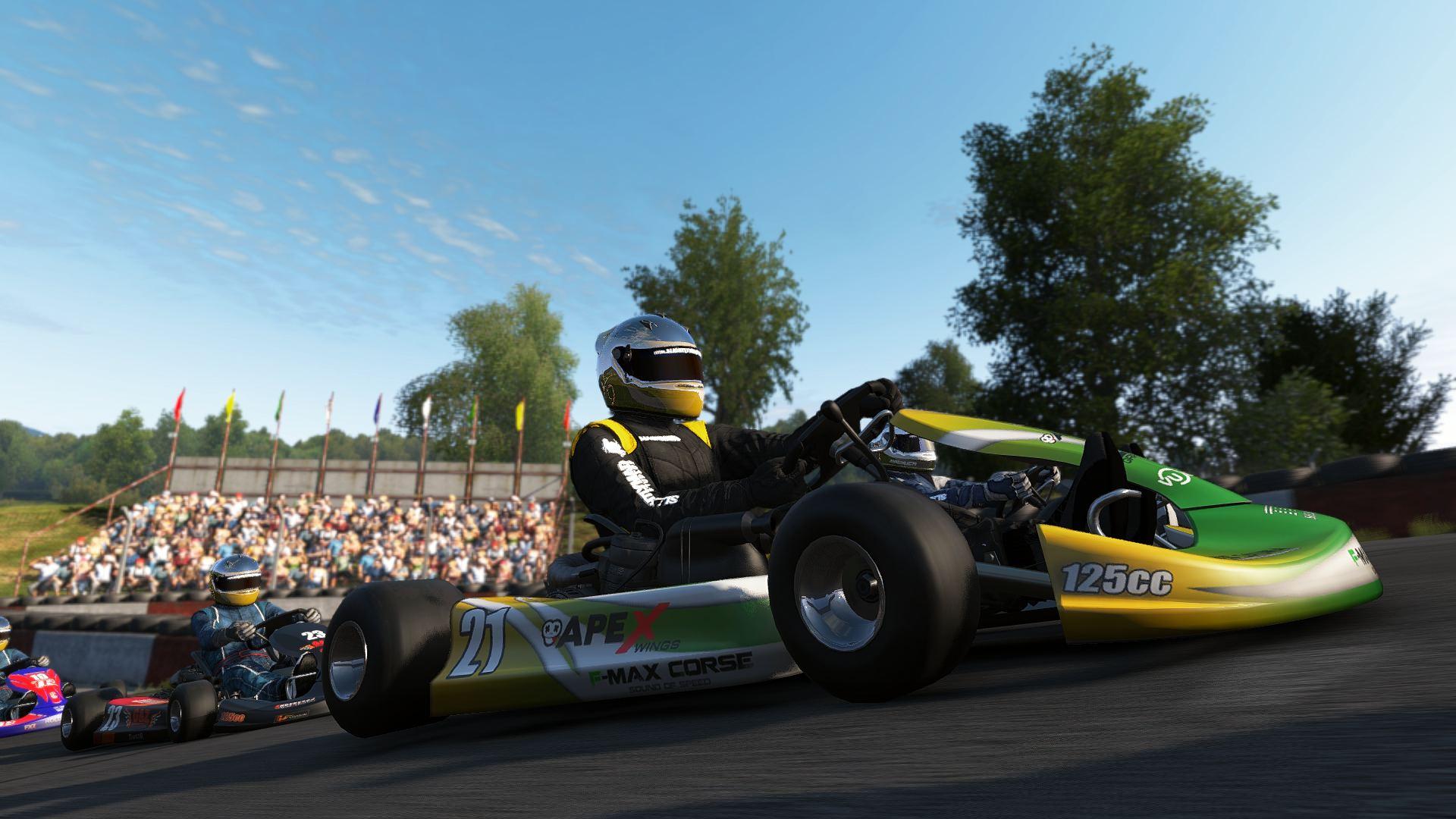 Obrazem: Motokárové závody v Project Cars 102125
