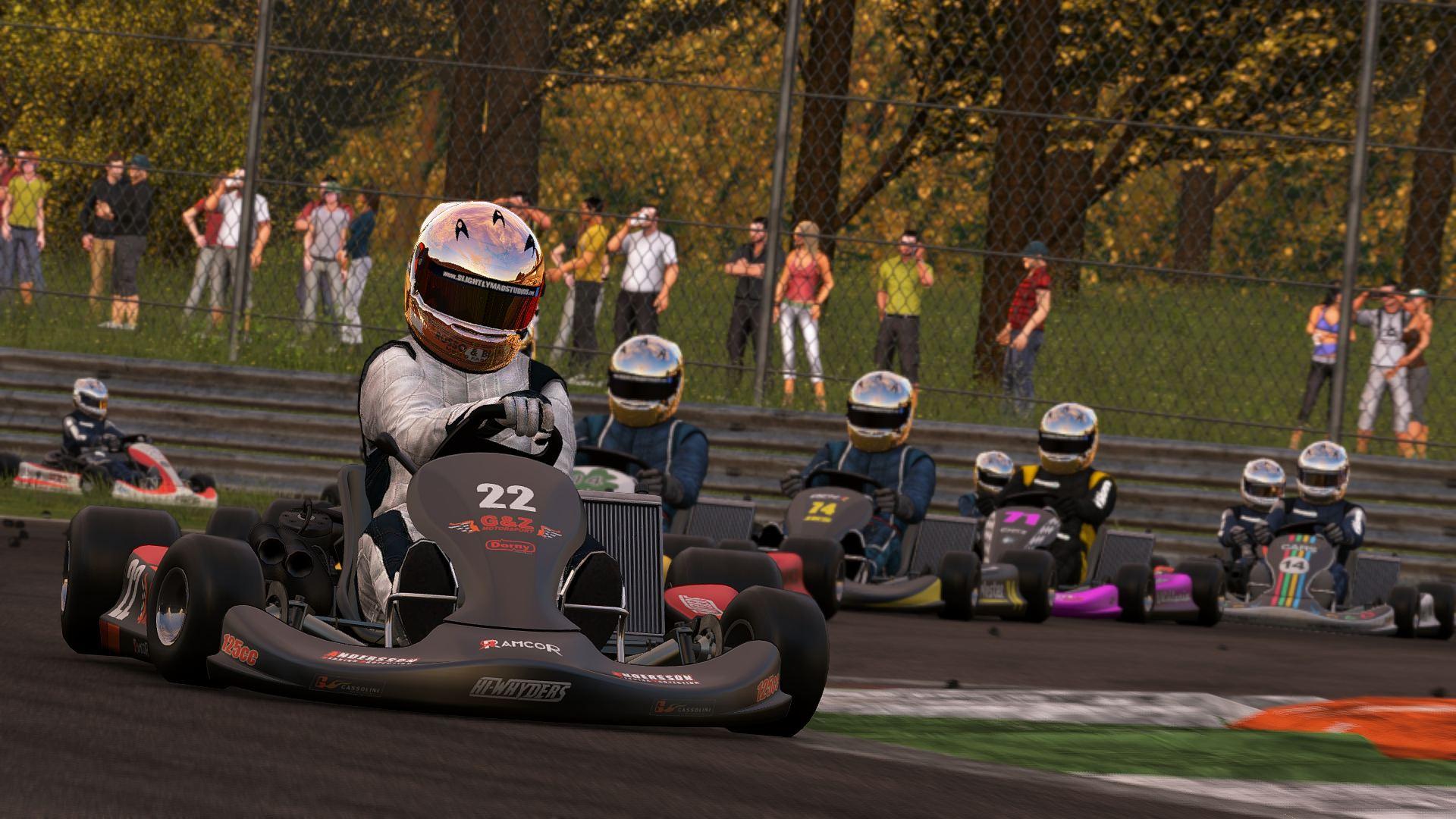 Obrazem: Motokárové závody v Project Cars 102126