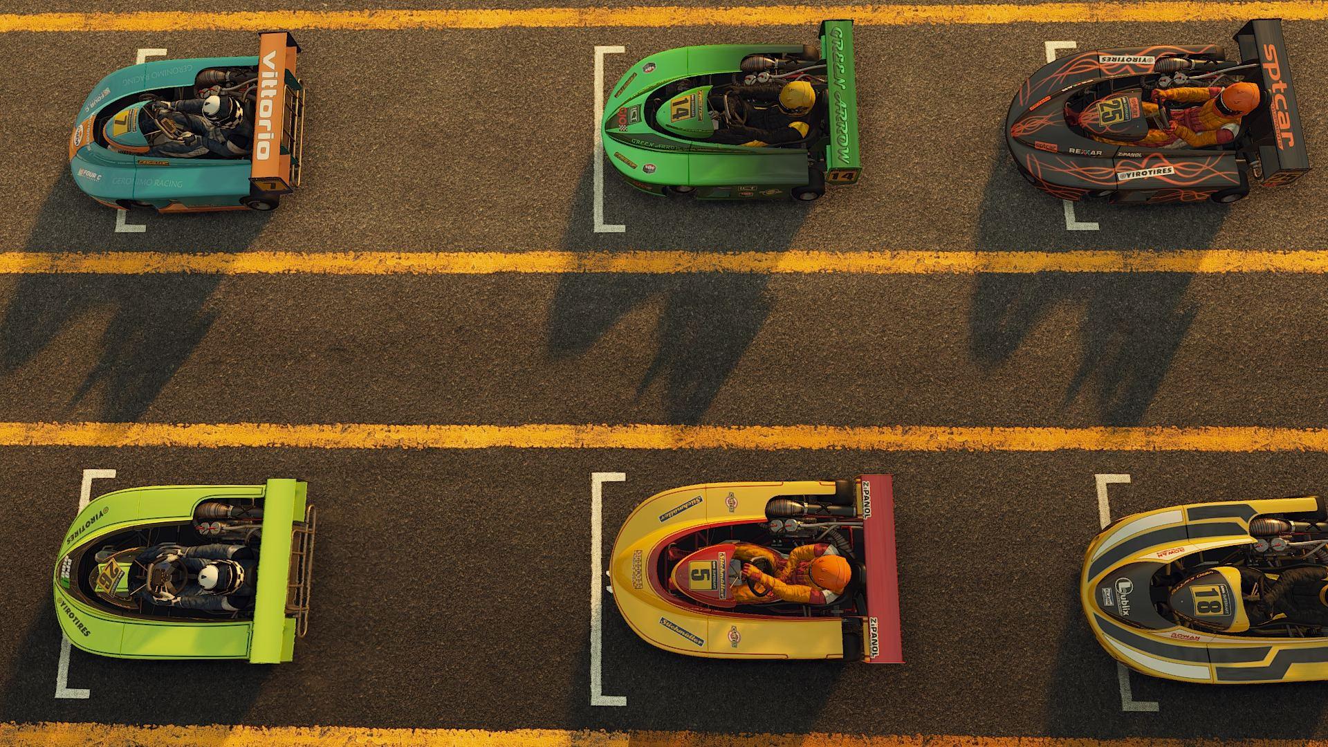 Obrazem: Motokárové závody v Project Cars 102128