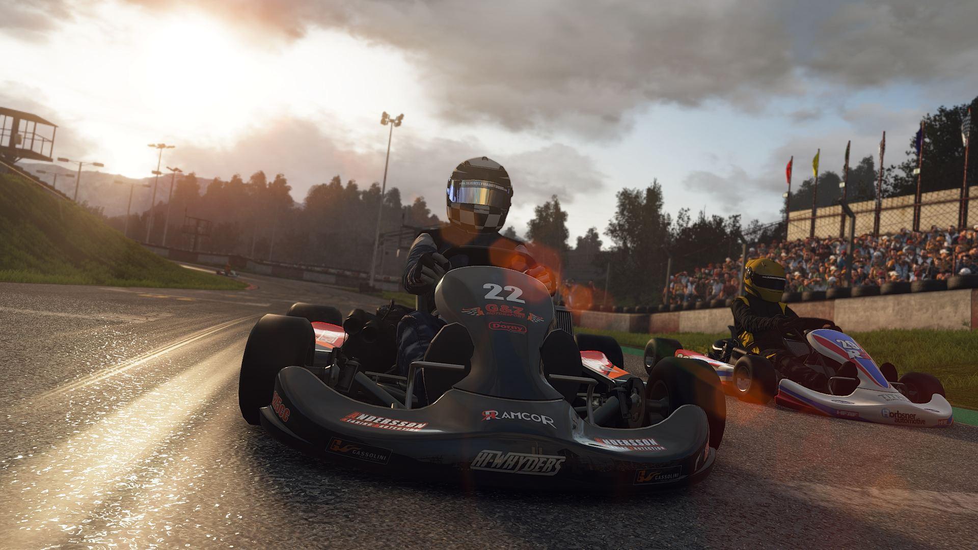 Obrazem: Motokárové závody v Project Cars 102130