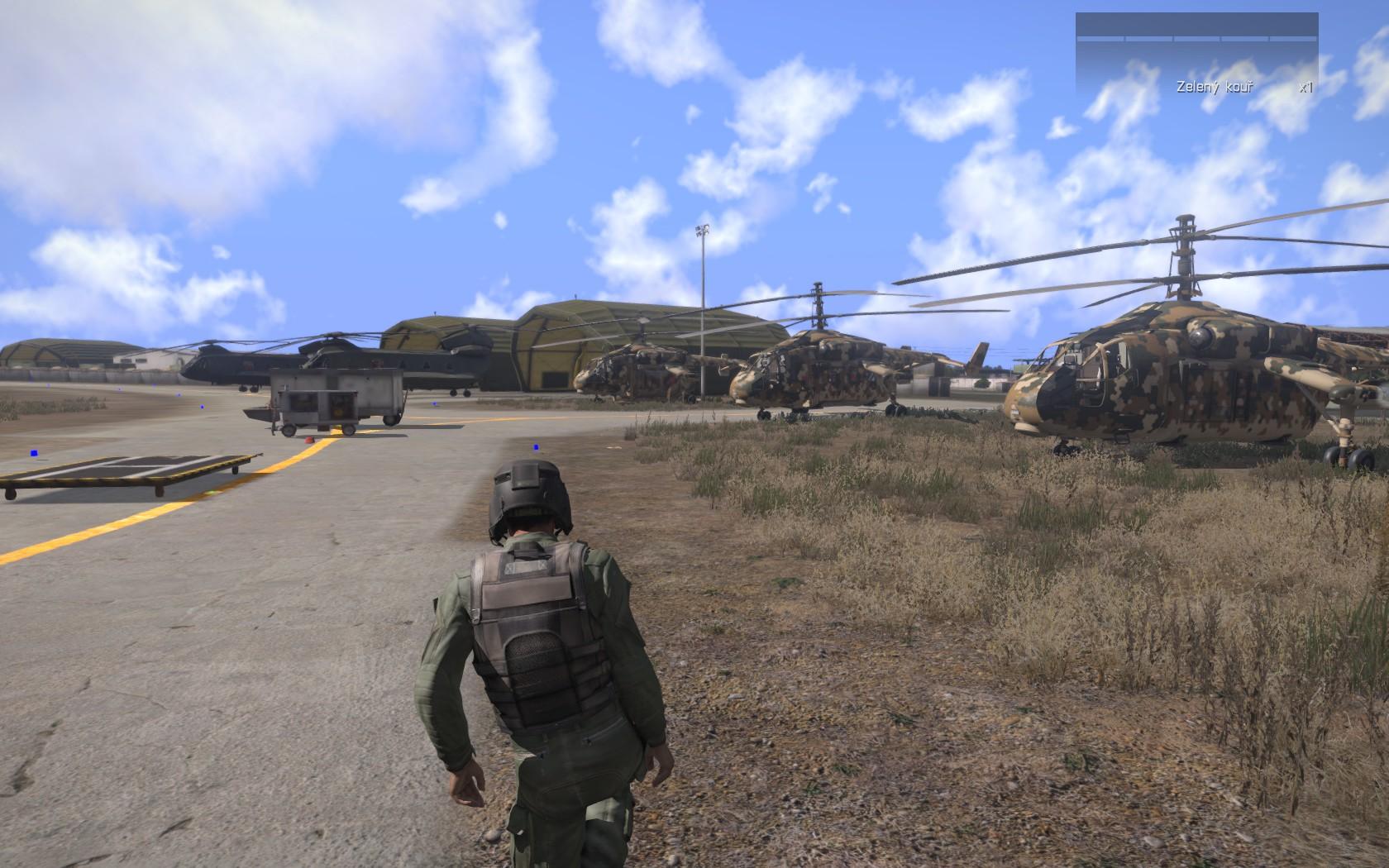 Arma 3: Helicopters - válka z ptačího pohledu 102160