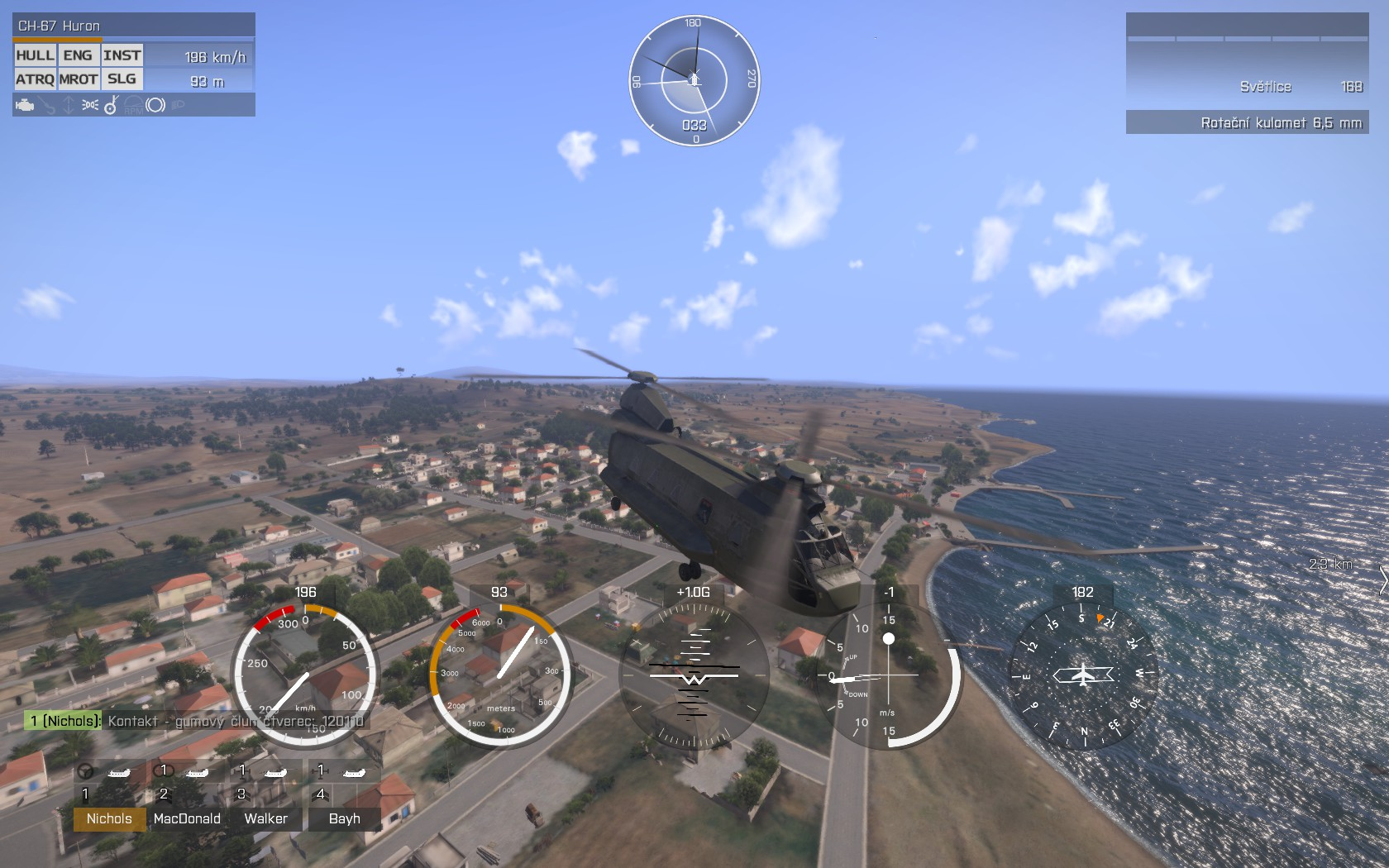 Arma 3: Helicopters - válka z ptačího pohledu 102164