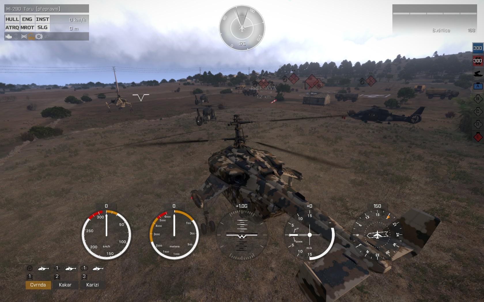 Arma 3: Helicopters - válka z ptačího pohledu 102165