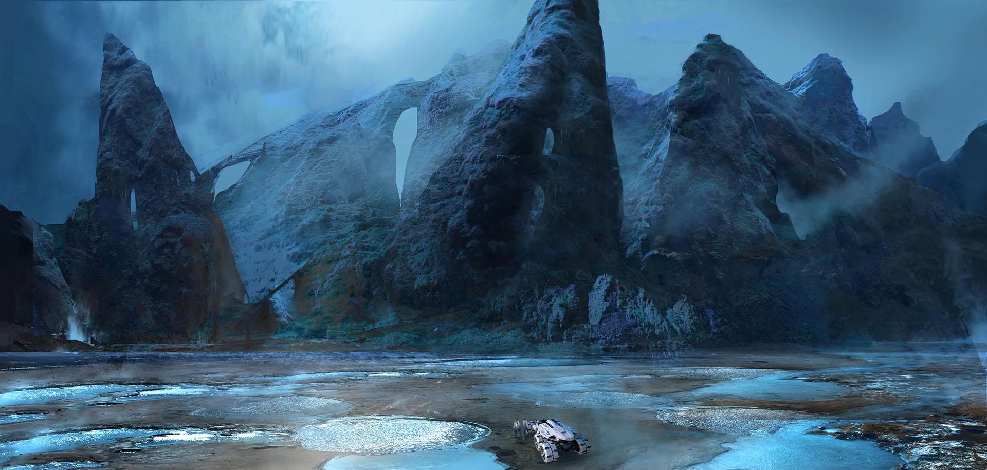 Koncepty z nového Mass Effectu 102168