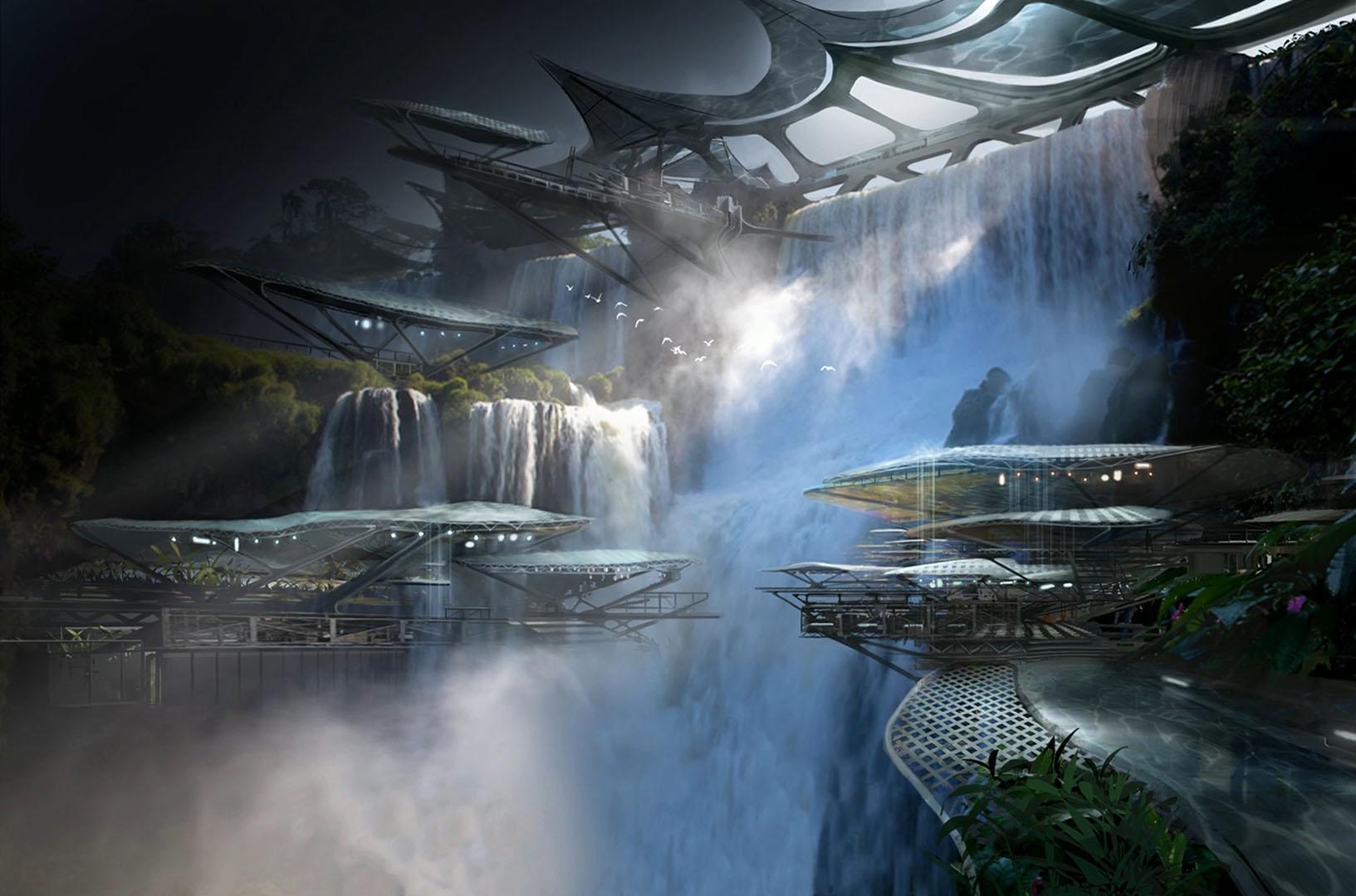 Koncepty z nového Mass Effectu 102169