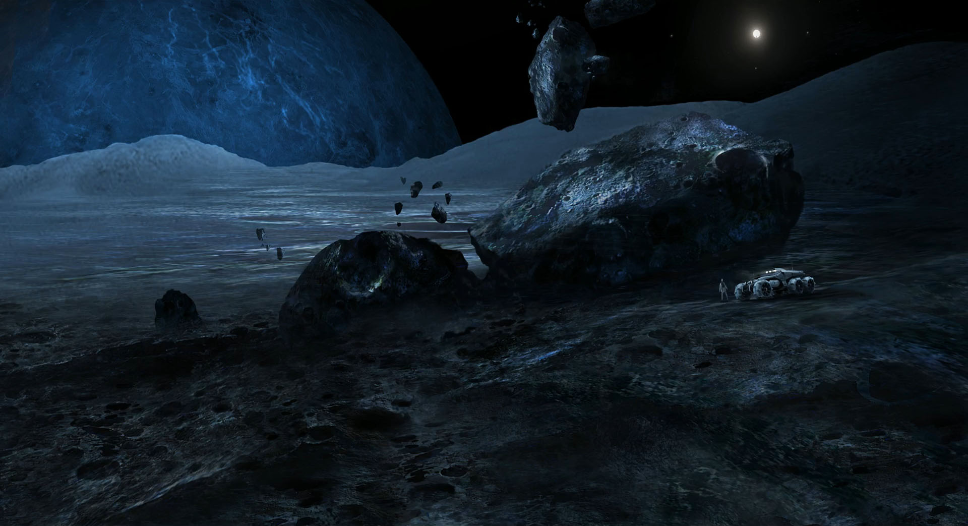 Koncepty z nového Mass Effectu 102170