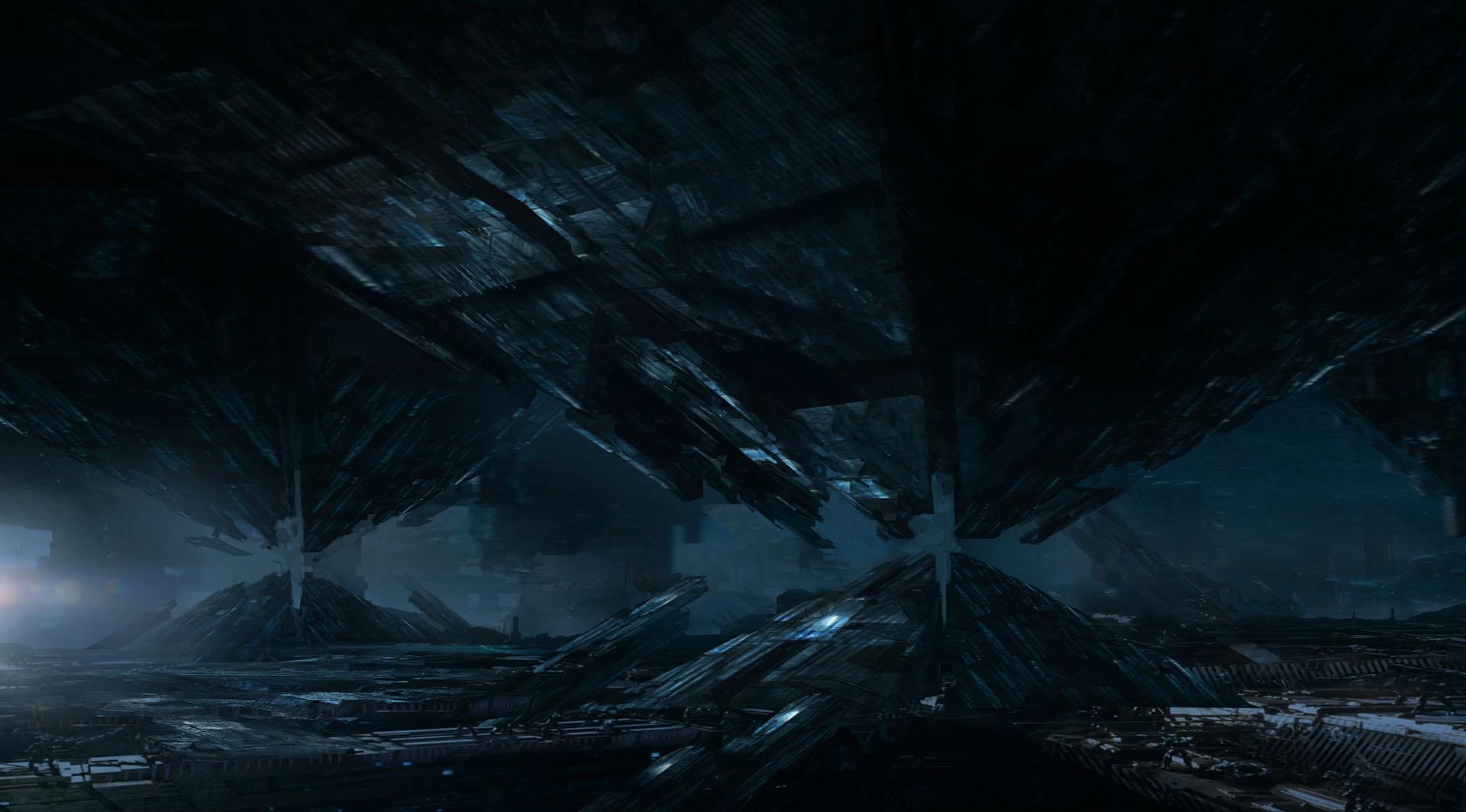 Koncepty z nového Mass Effectu 102171