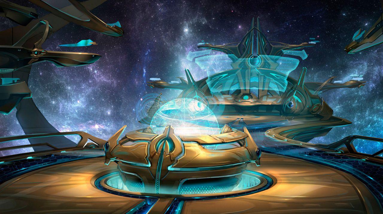 StarCraft 2: Legacy of the Void oficiálně představeno 102240