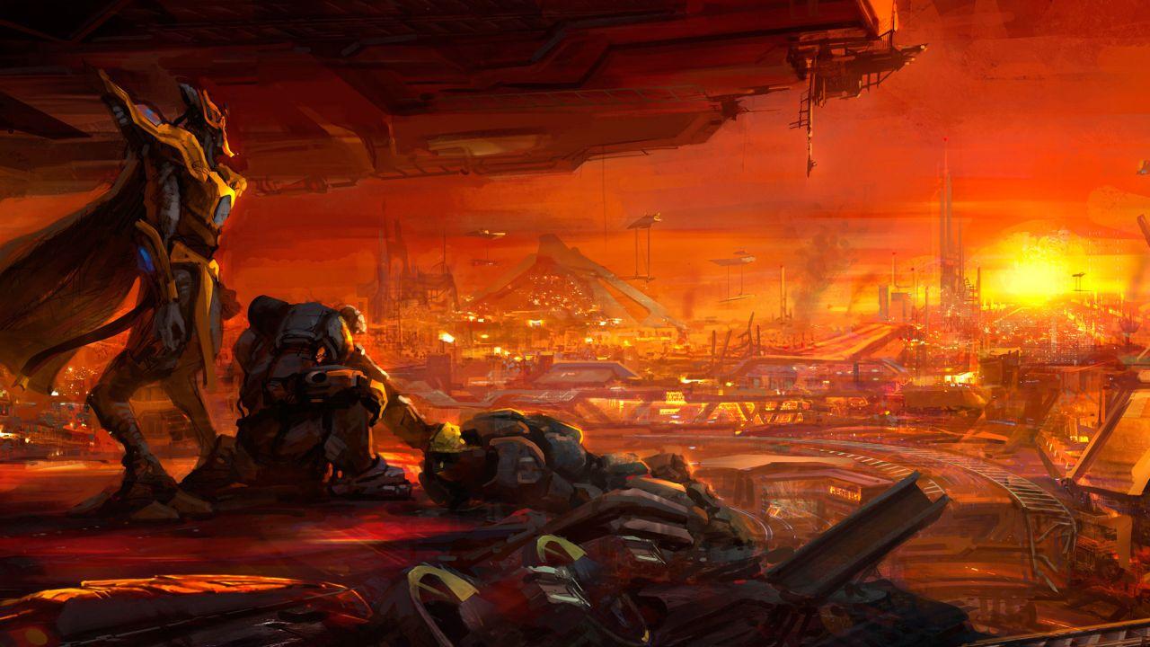 StarCraft 2: Legacy of the Void oficiálně představeno 102244