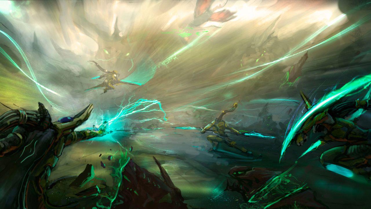 StarCraft 2: Legacy of the Void oficiálně představeno 102245