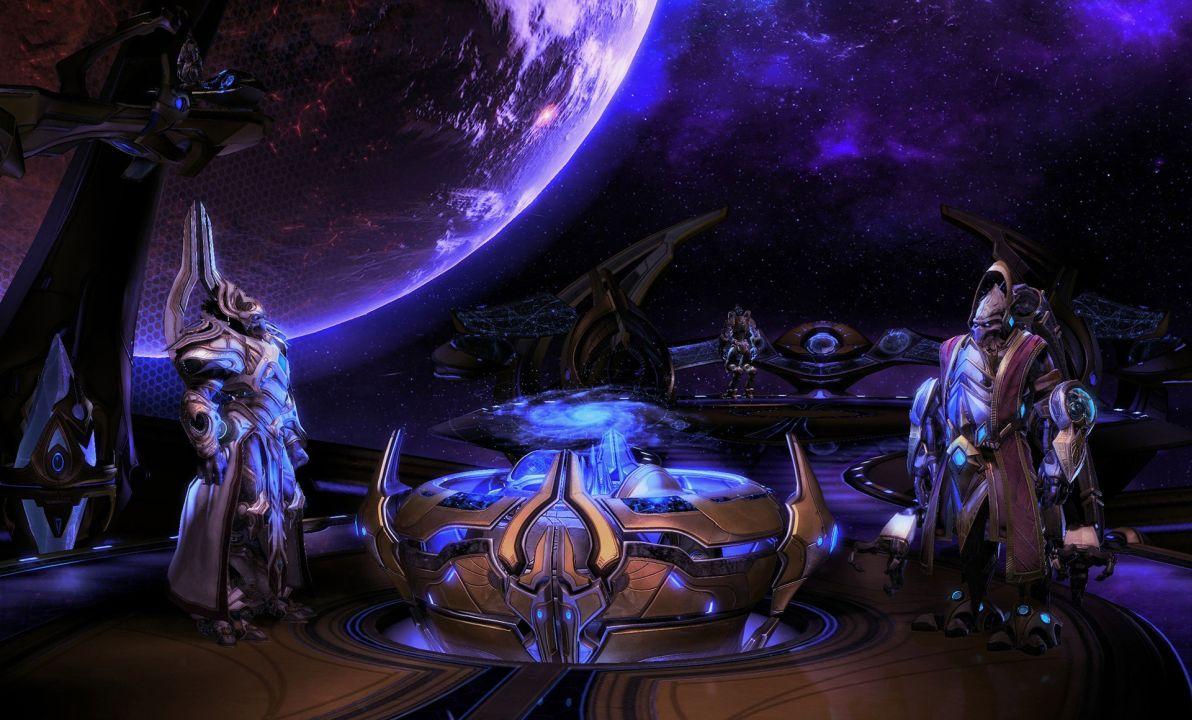 StarCraft 2: Legacy of the Void oficiálně představeno 102246