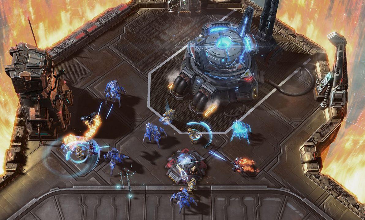 StarCraft 2: Legacy of the Void oficiálně představeno 102250