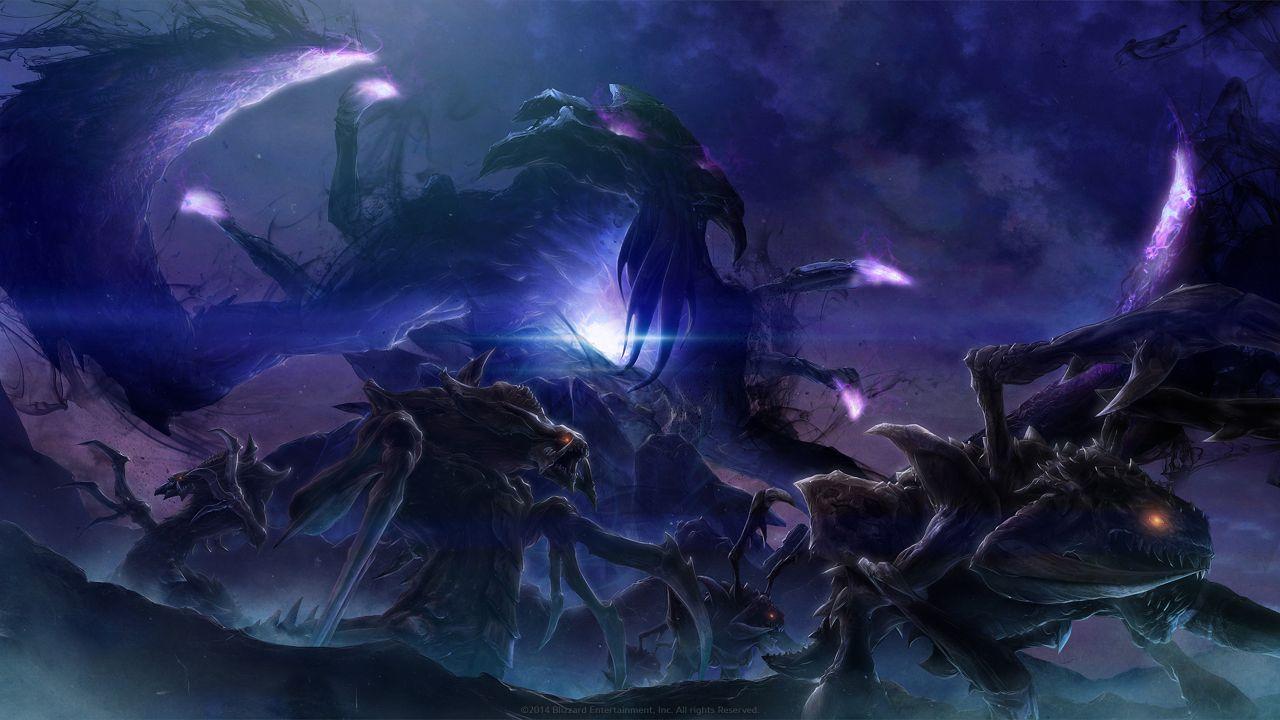 StarCraft 2: Legacy of the Void oficiálně představeno 102256