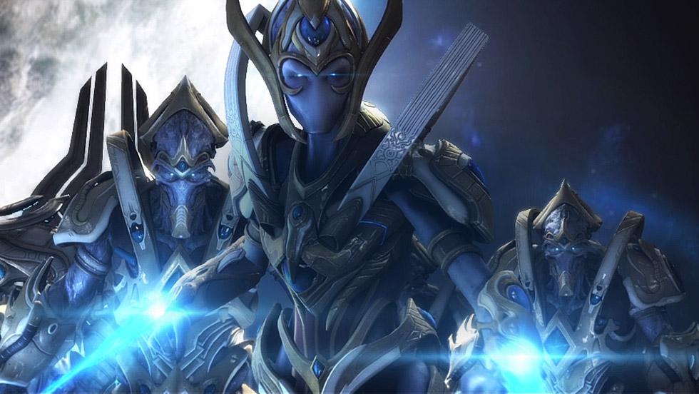 StarCraft 2: Legacy of the Void oficiálně představeno 102257