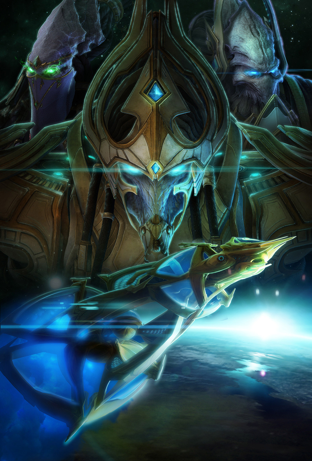 StarCraft 2: Legacy of the Void oficiálně představeno 102259