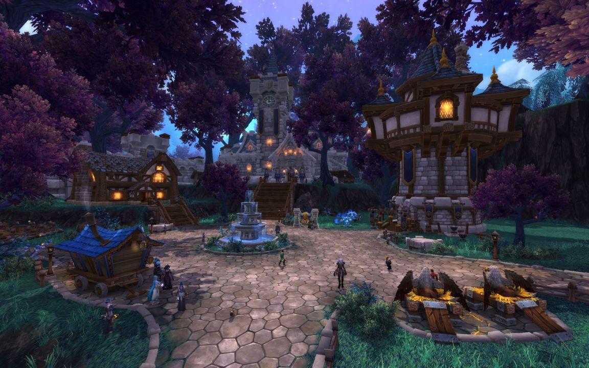 Screenshoty z World of Warcraft: Warlords of Draenor 102262