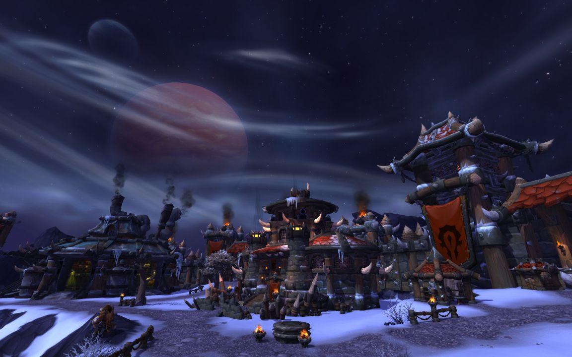 Screenshoty z World of Warcraft: Warlords of Draenor 102263