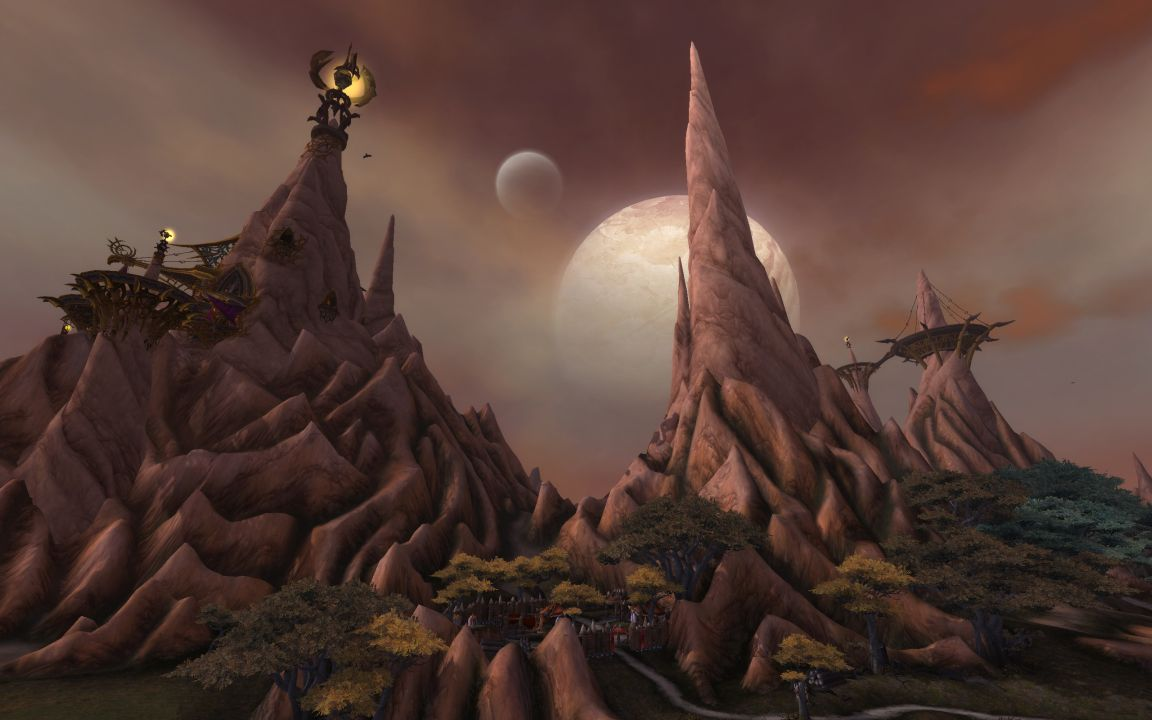 Screenshoty z World of Warcraft: Warlords of Draenor 102265