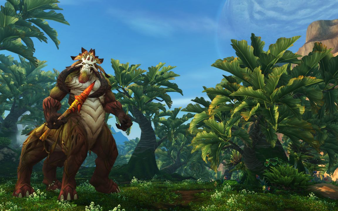 Screenshoty z World of Warcraft: Warlords of Draenor 102266