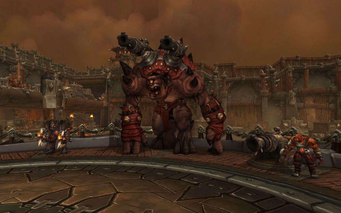 Screenshoty z World of Warcraft: Warlords of Draenor 102267