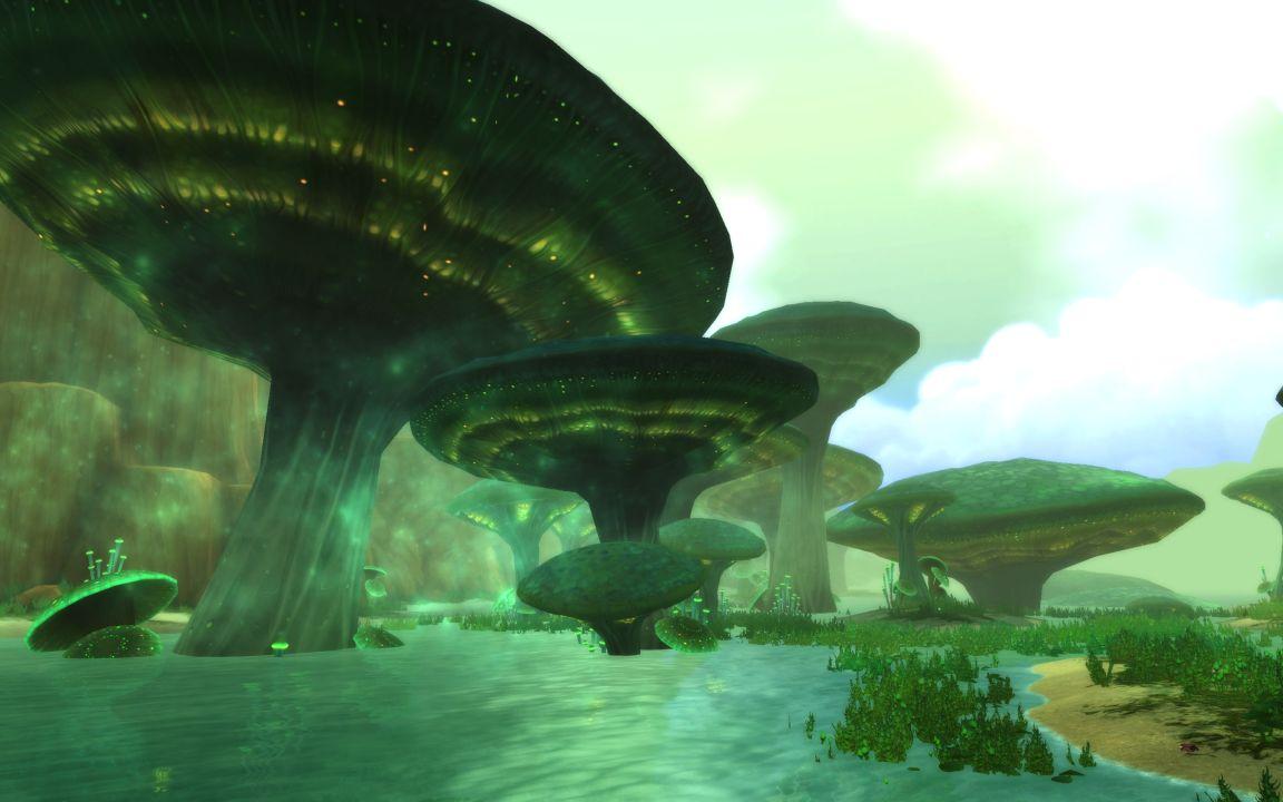 Screenshoty z World of Warcraft: Warlords of Draenor 102269