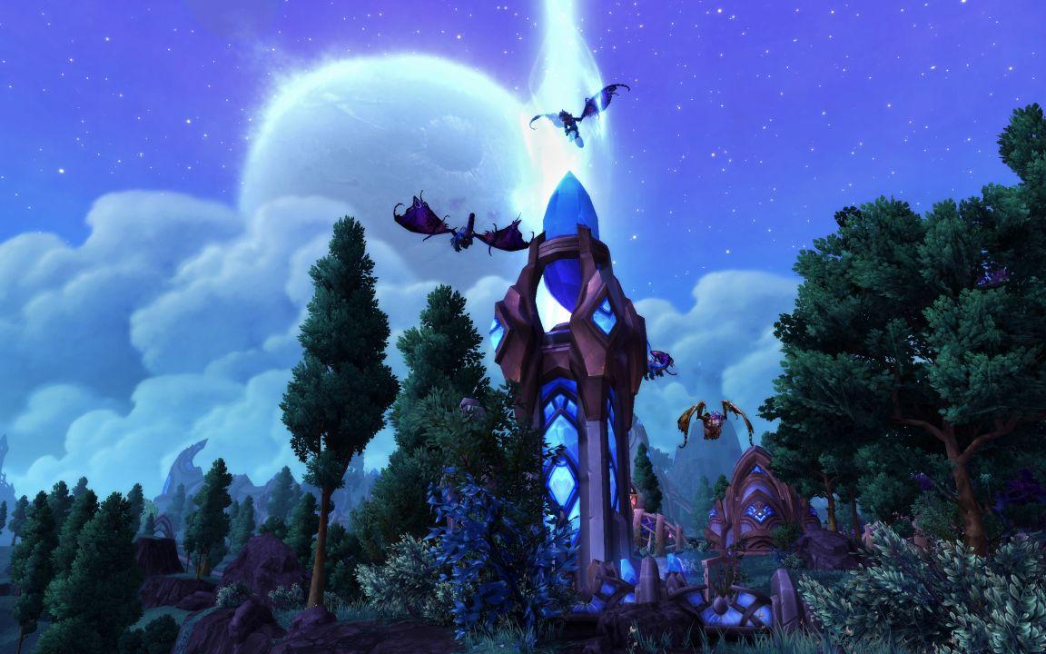 Screenshoty z World of Warcraft: Warlords of Draenor 102270